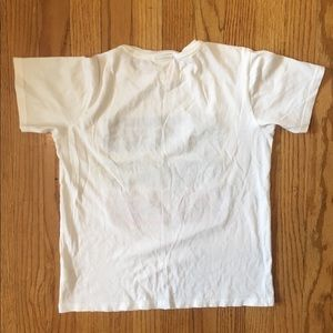 Lacoste Tops - Clean white Lacoste T shirt